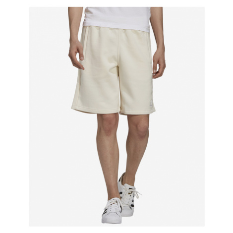 adidas Originals Adicolor 3 Stripes Shorts Beige