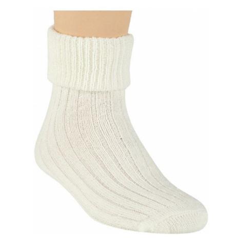 Damen Kniestrümpfe & Socken 067 cream Steven