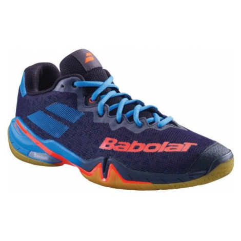 Babolat SHADOW TOUR MEN blau - Herren Badmintonschuhe