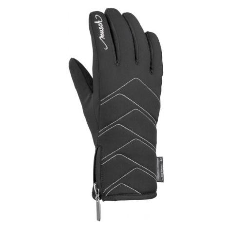 Reusch LOREDANA TOUCH-TEC schwarz - Damen Skihandschuhe