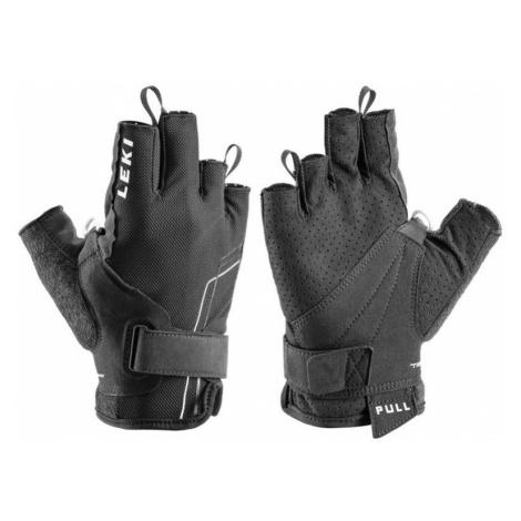Handschuhe LEKI Nordic Breeze Shark Short 649703301 black/white