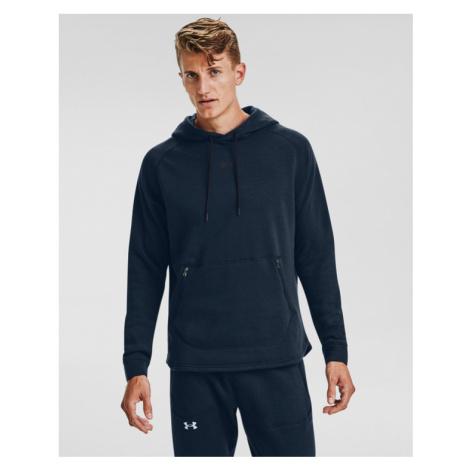 Under Armour Charged Cotton® Fleece Sweatshirt Blau