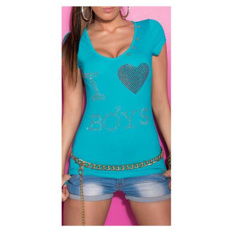 Damen T-Shirts 75926 KouCla