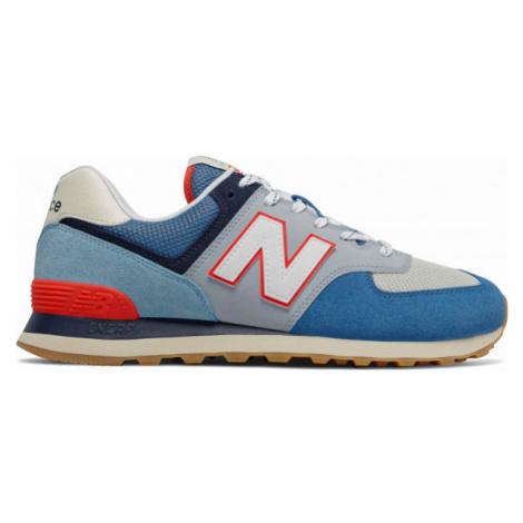 New Balance ML574SOS blau - Herren Sneaker