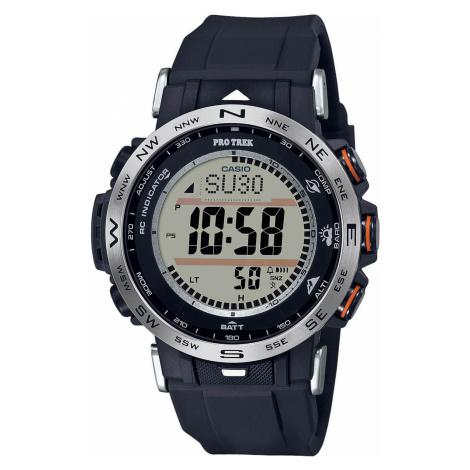 Casio PRW-30-1AER Pro Trek Outdoor Herren-Armbanduhr Solar Schwarz