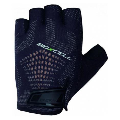 Cyklo Handschuhe Chiba BIOXCELL SUPER FLY, black 3060318.1010.