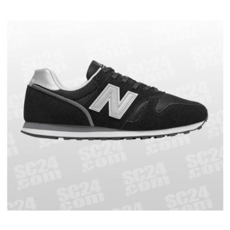 New Balance 373 D schwarz/silber Größe 42,5