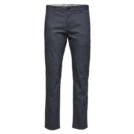 Selected Homme Herren Stoffhose Slhslim-Arval Pants - Slim Fit - Blau