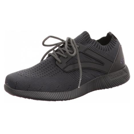 Herren Dockers Sneaker schwarz
