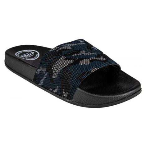 Coqui FLEO blau - Unisex Pantoffeln