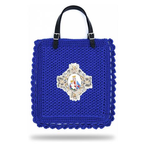 Mary & Jesus Bag Blue