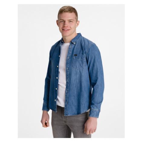 Lee Hemd Blau