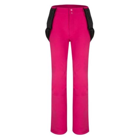 Loap LYDDI rosa - Softshellhose für Damen