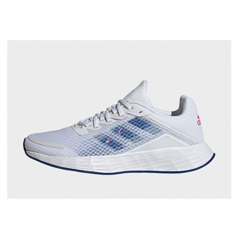 Adidas Duramo SL Schuh - Cloud White / Screaming Pink / Dash Grey - Damen, Cloud White / Screami