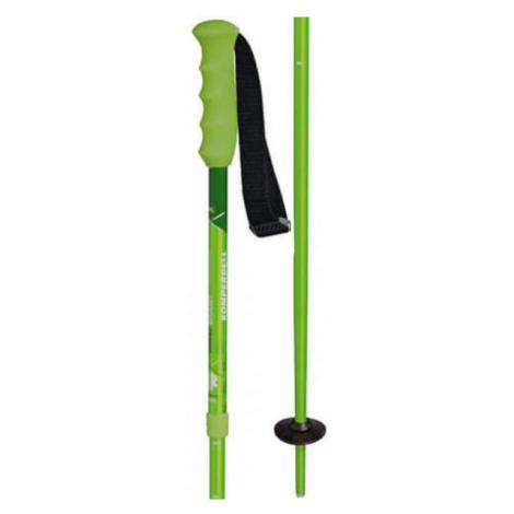 Komperdell SMASH grün - Skistöcke für Junioren
