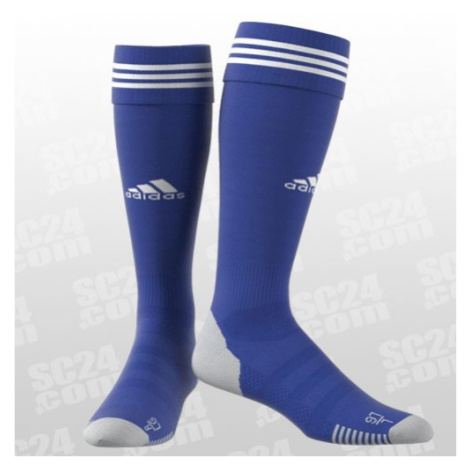 Adidas Adisock 18 blau/weiss Größe 37-39