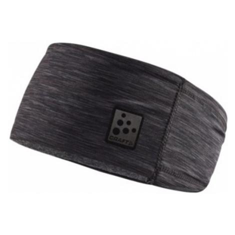 Stirnband CRAFT Microfleece 1907912-998000 black