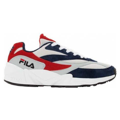 Fila VENOM LOW dunkelblau - Herren Sneaker