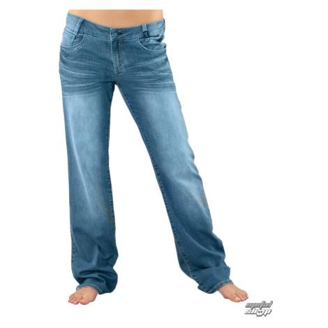 Damen Hose -Jeans- HORSEFEATHERS - Low 29