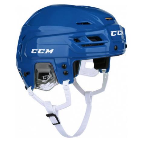 CCM TACKS 310 SR blau - Hockey Helm