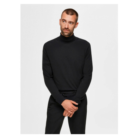 Selected Homme Berg Pullover Schwarz