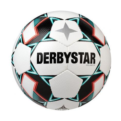 "Derbystar Fußball ""Brillant TT"", Weiß-Grün"