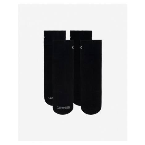 Calvin Klein Socken 2 Paar Schwarz