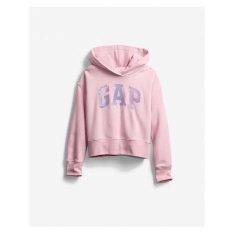 GAP Sweatshirt Kinder Rosa