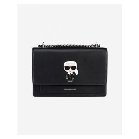 Karl Lagerfeld K/Ikonik Handtasche Schwarz