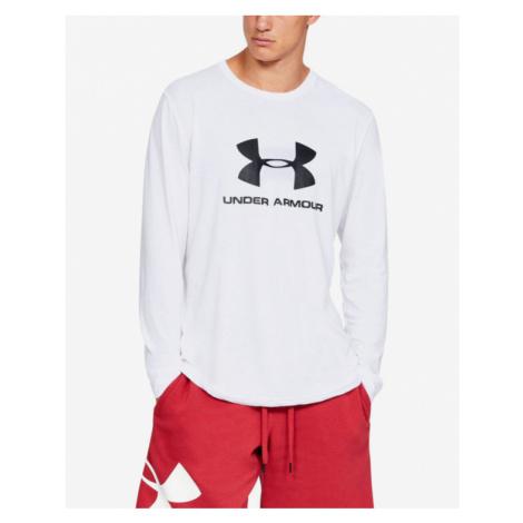 Under Armour Sportstyle T-Shirt Weiß