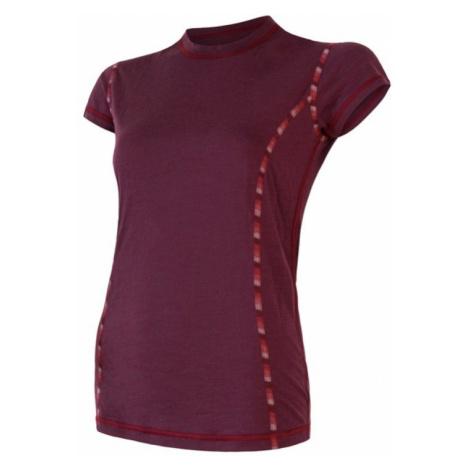 Damen T-Shirt Sensor MERINO AIR d.. winy 18200005