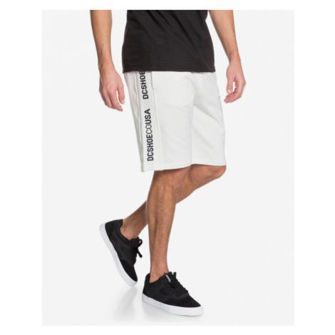 DC Middlegate Shorts Weiß