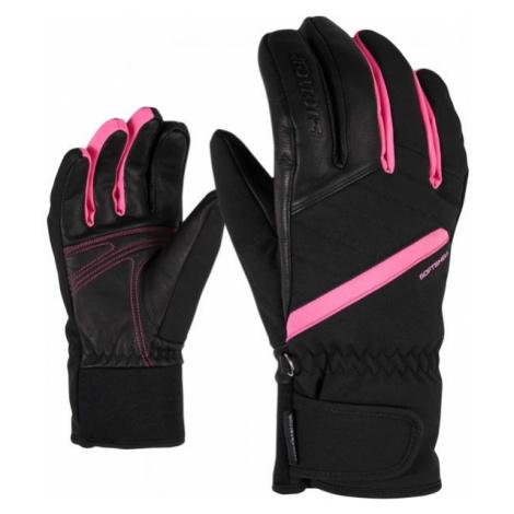 Ziener KASADA AS W schwarz - Handschuhe für Damen