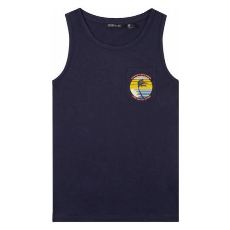 O'Neill LB PALM TANKTOP dunkelblau - Jungen Tanktop