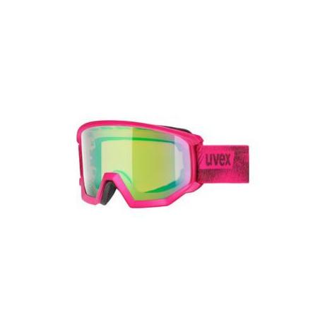 Uvex Athletic CV Skibrille pink