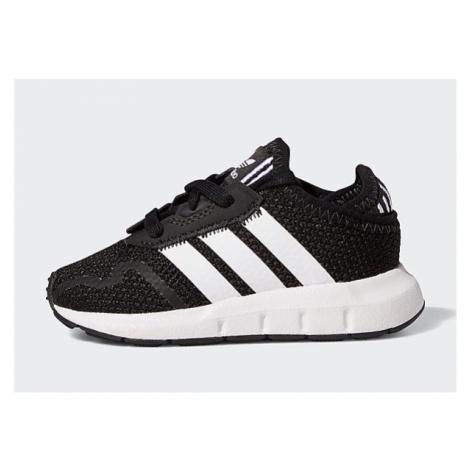 Adidas Originals Swift Run X Schuh - Core Black / Cloud White / Core Black, Core Black / Cloud W