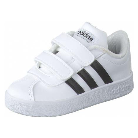 Adidas VL Court 2.0 CMF I Sneaker Mädchen%7CJungen weiß