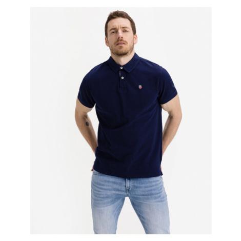 Pepe Jeans Peter Polo T-Shirt Blau