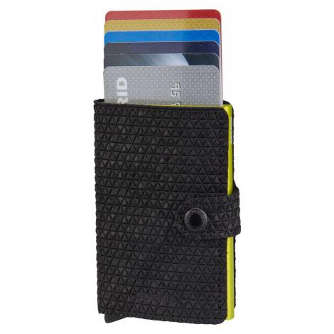 Secrid Kartenetui Miniwallet Diamond Black (0.1 Liter)