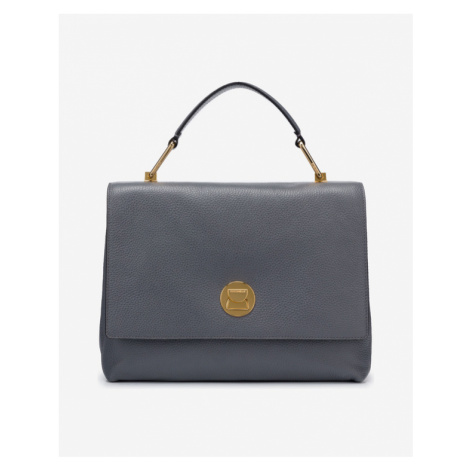 Coccinelle Liya Handtasche Blau Grau