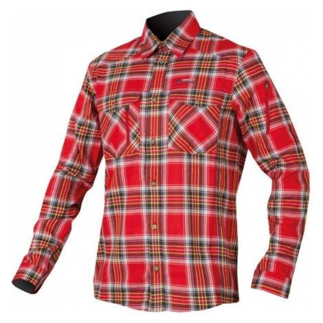 Hemden Direct Alpine DAWSON red