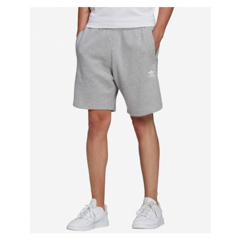 adidas Originals Trefoil Essentials Shorts Grau