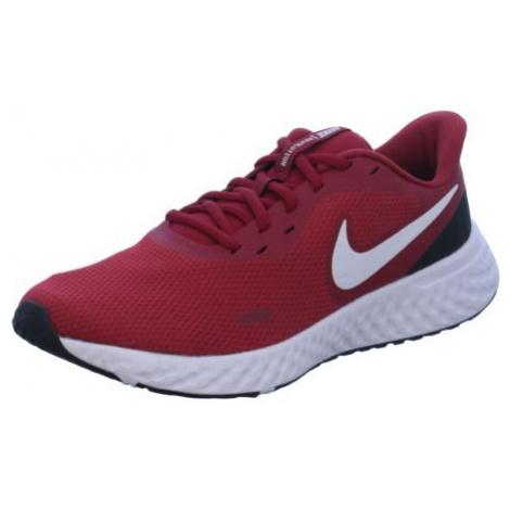 Herren Nike Sneaker rot Revolution 5
