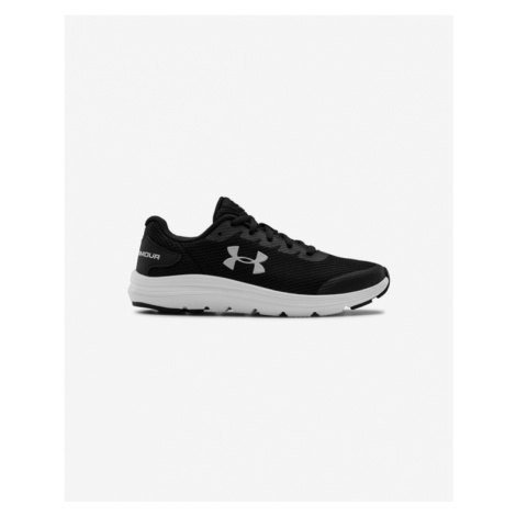 Under Armour Grade School UA Surge 2 Running Kinder Tennisschuhe Schwarz