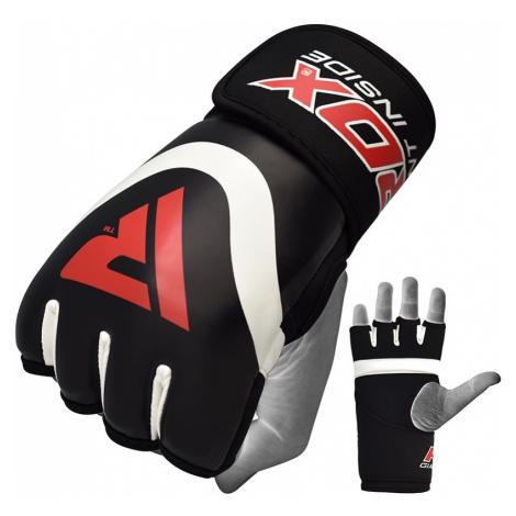 RDX X7 Boxing Gel Innenhandschuhe Rot