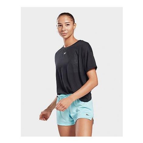Reebok workout ready supremium t-shirt - Black - Damen, Black