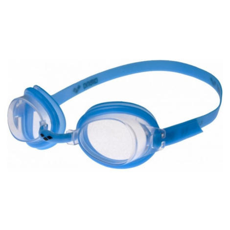 Arena BUBBLE 3 JR blau - Kinder Schwimmbrille