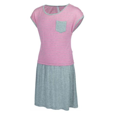 Lewro CHIMERA rosa - Mädchenkleid