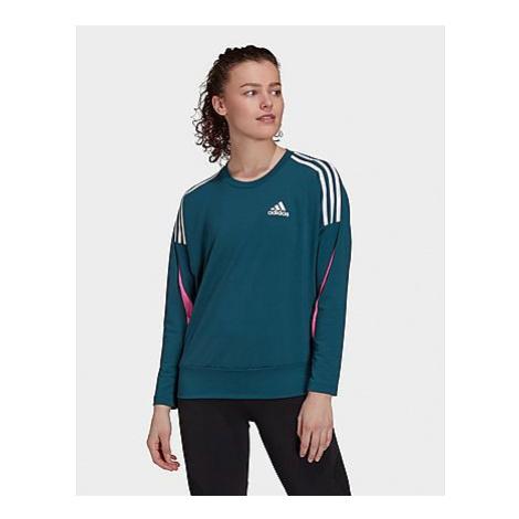 Adidas Sportswear Lightweight Sweatshirt - Wild Teal - Damen, Wild Teal
