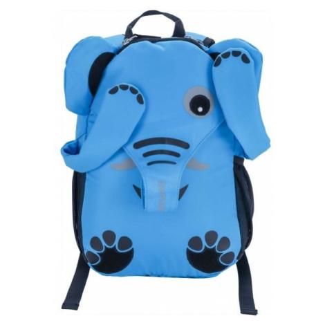 Lewro DIXIE 9 blau - Kinderrucksack